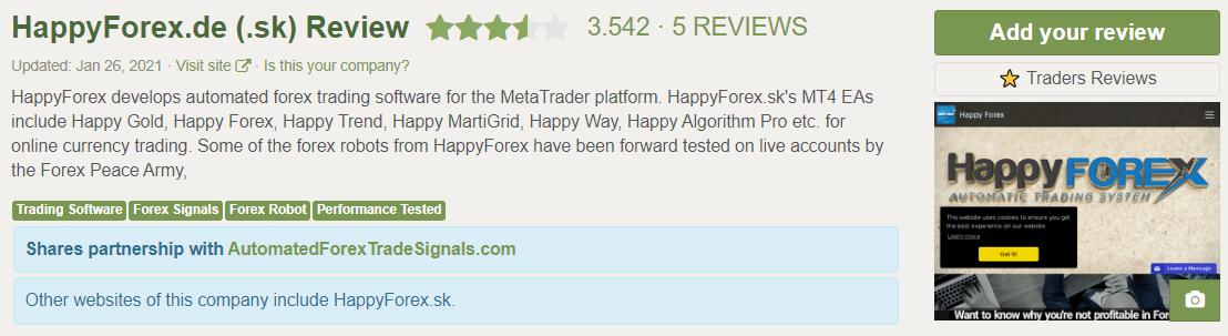 Happy News People feedback