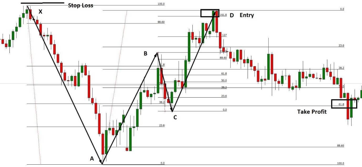 Butterfly Pattern Chart