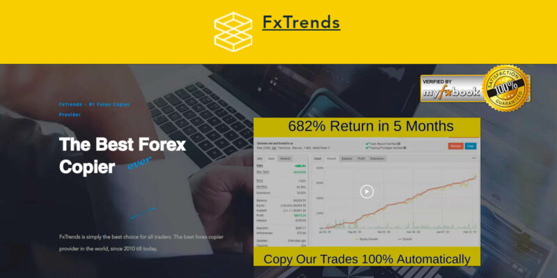 FXTrends Review Header