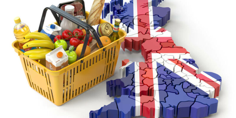 UK Consumer Inflation Rate Rises by 2.1% in 12-Month to May, Up from 1.6% in April