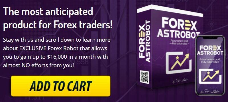 Forex Astrobot image