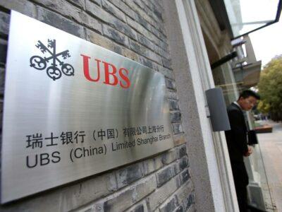 UBS Analyst