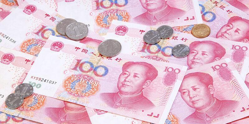 Chinese yena