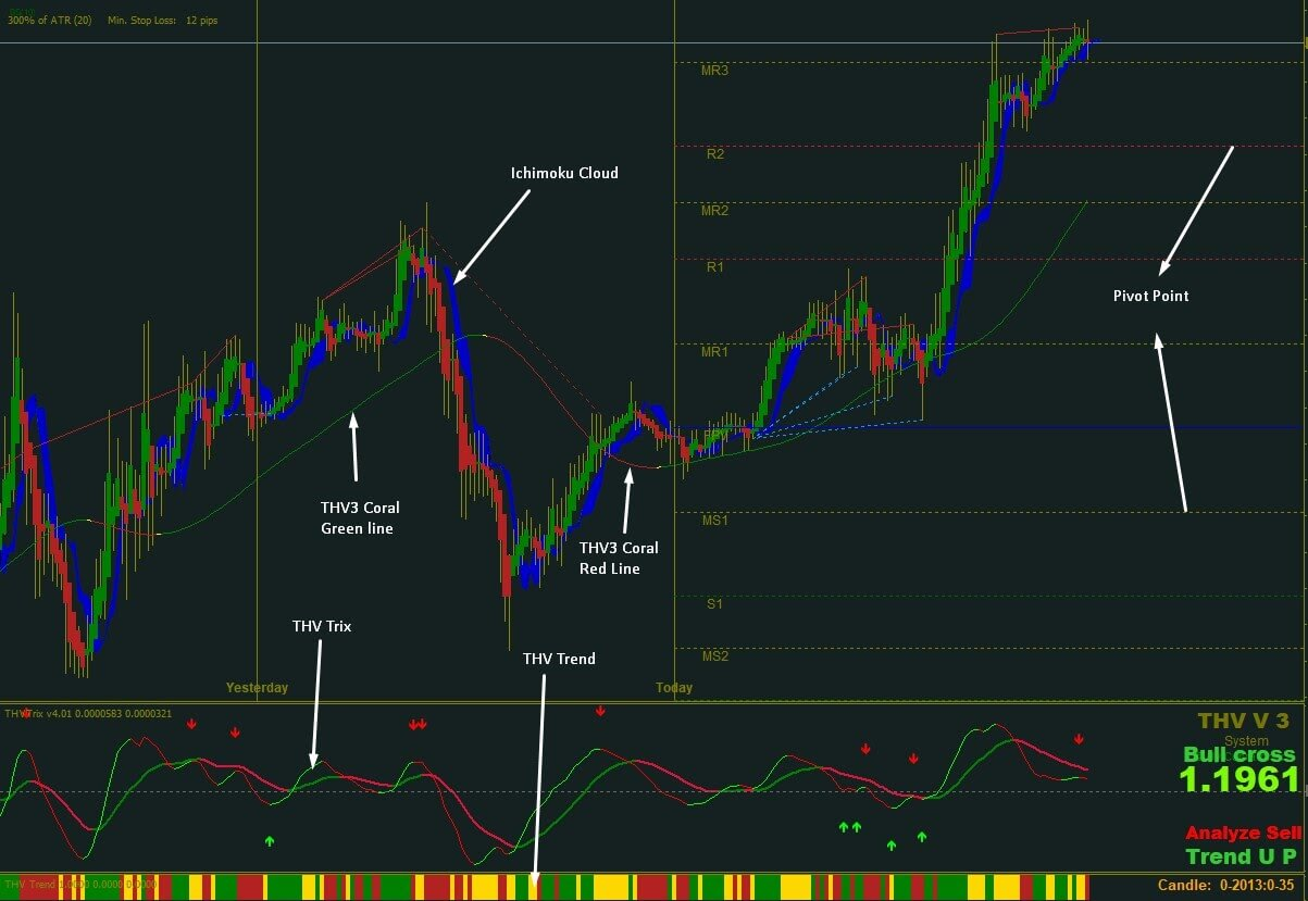 THV-3 trading system