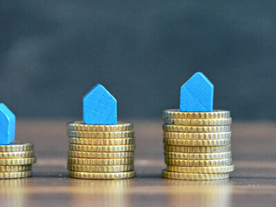 Concept of home prices