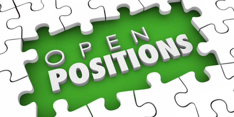 Open Positions words in a puzzle hole