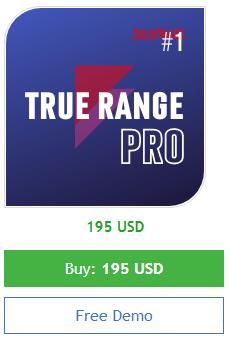 True Range Pro's price